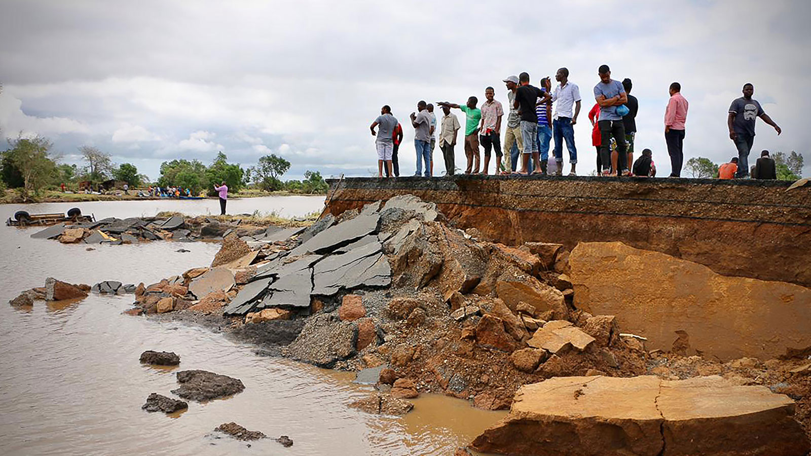 Mozambique | Humanity & Inclusion launches emergency response following deadly cyclone