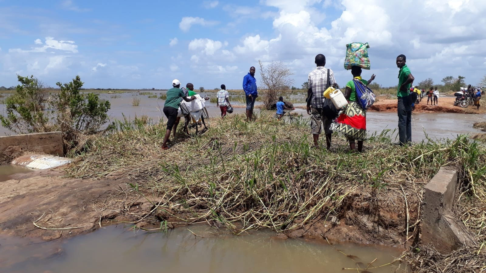 Mozambique | Humanity & Inclusion provides food relief to 12,000 families