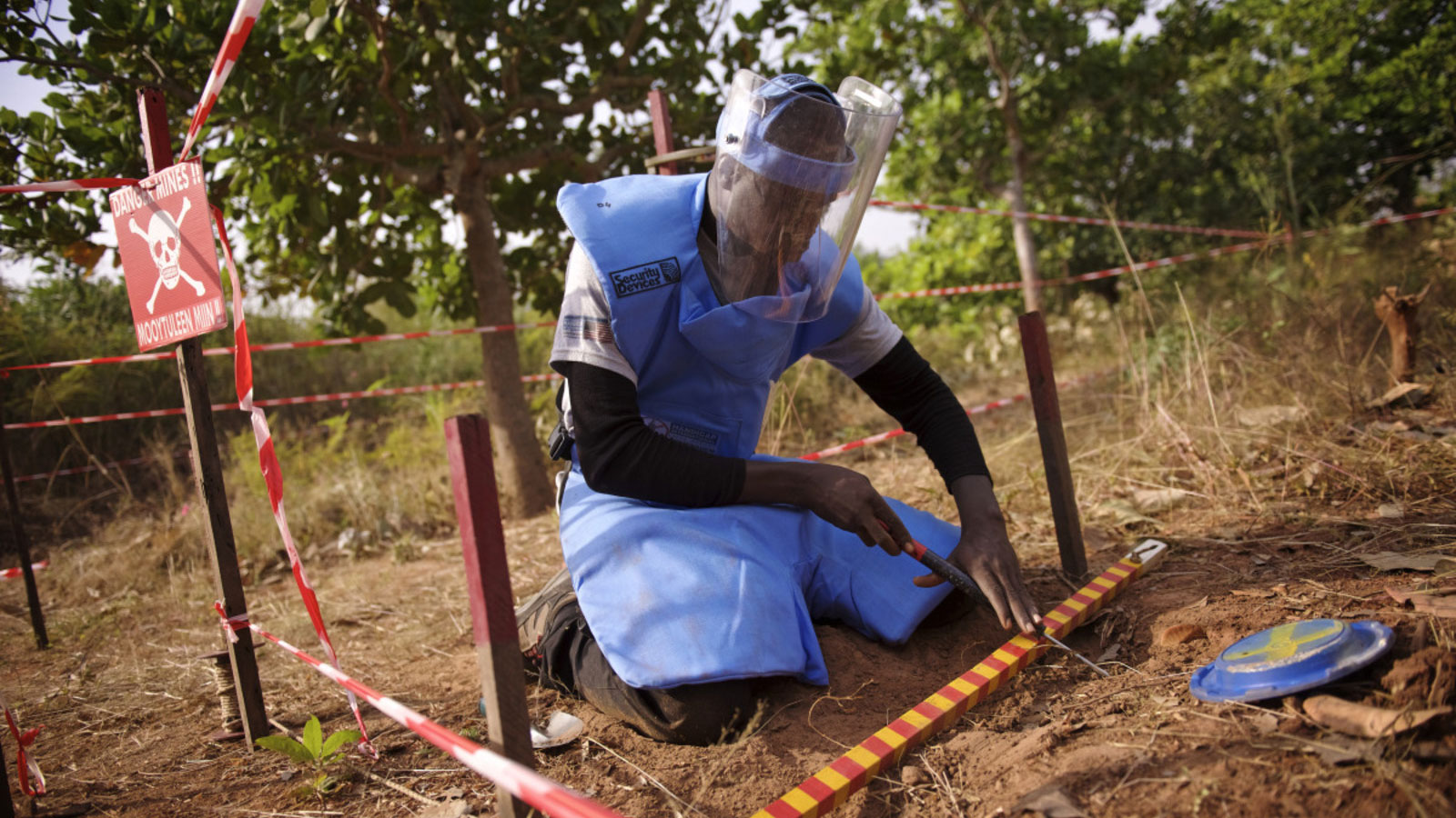 Senegal | Humanity & Inclusion relaunches mine clearance operations with U.S. support