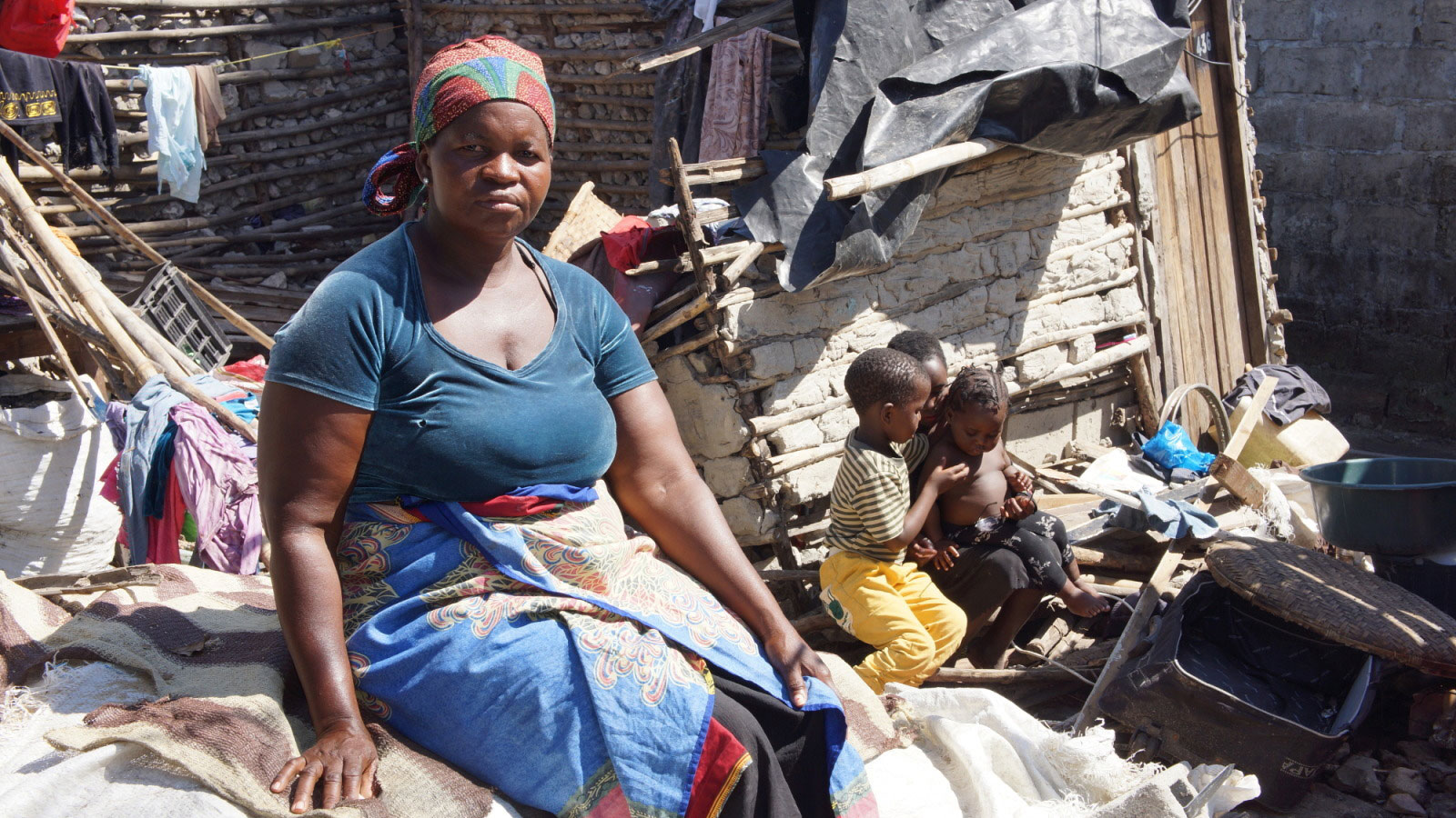 Mozambique | Bolstering support in Beira's poverty-stricken communities