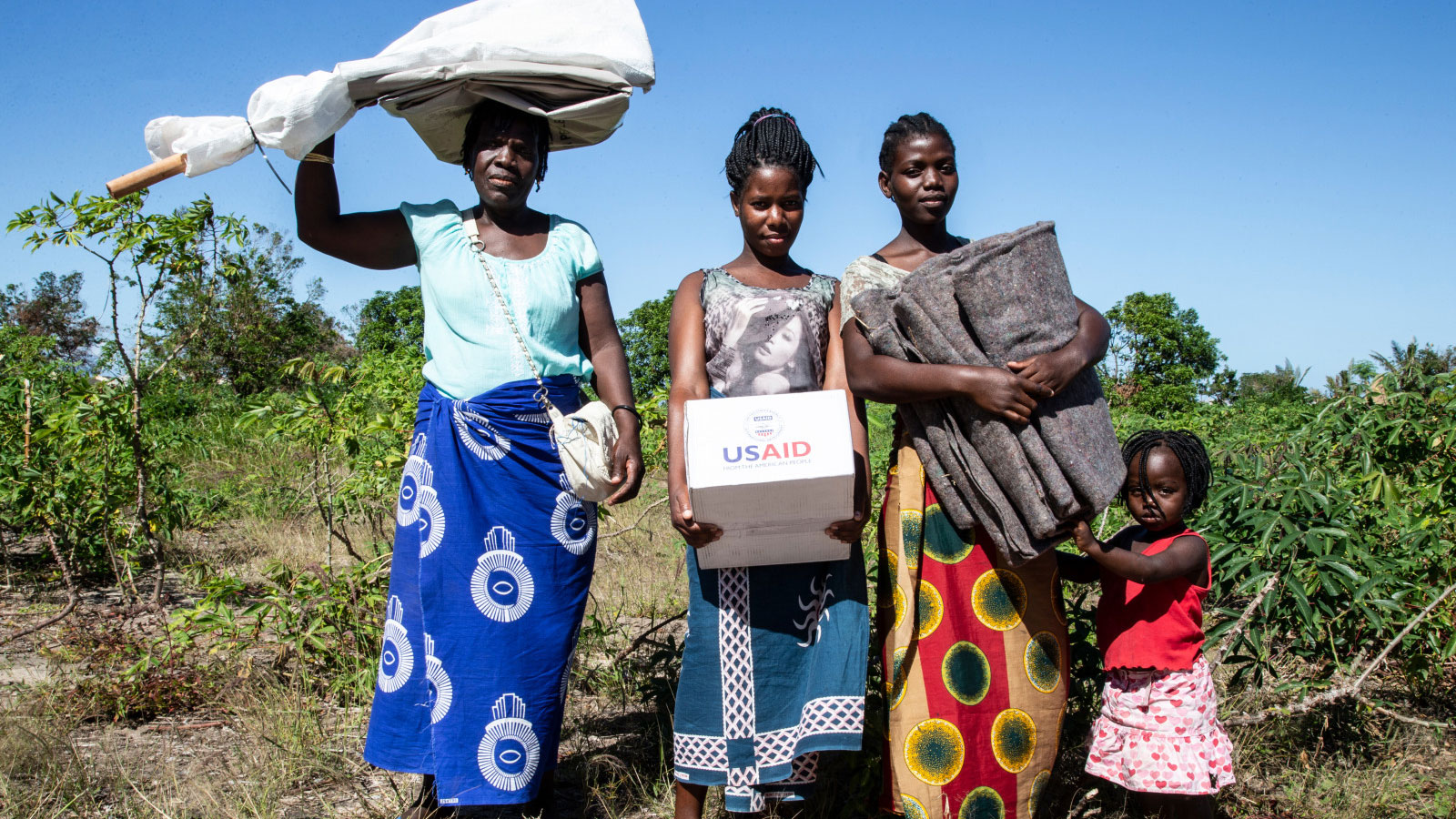 Mozambique | Your impact in pictures