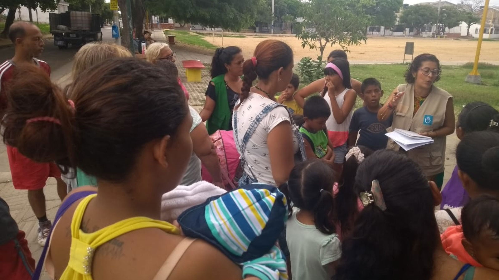 "Venezuela | ""Venezuelan refugees are very vulnerable, emotionally and psychologically"""