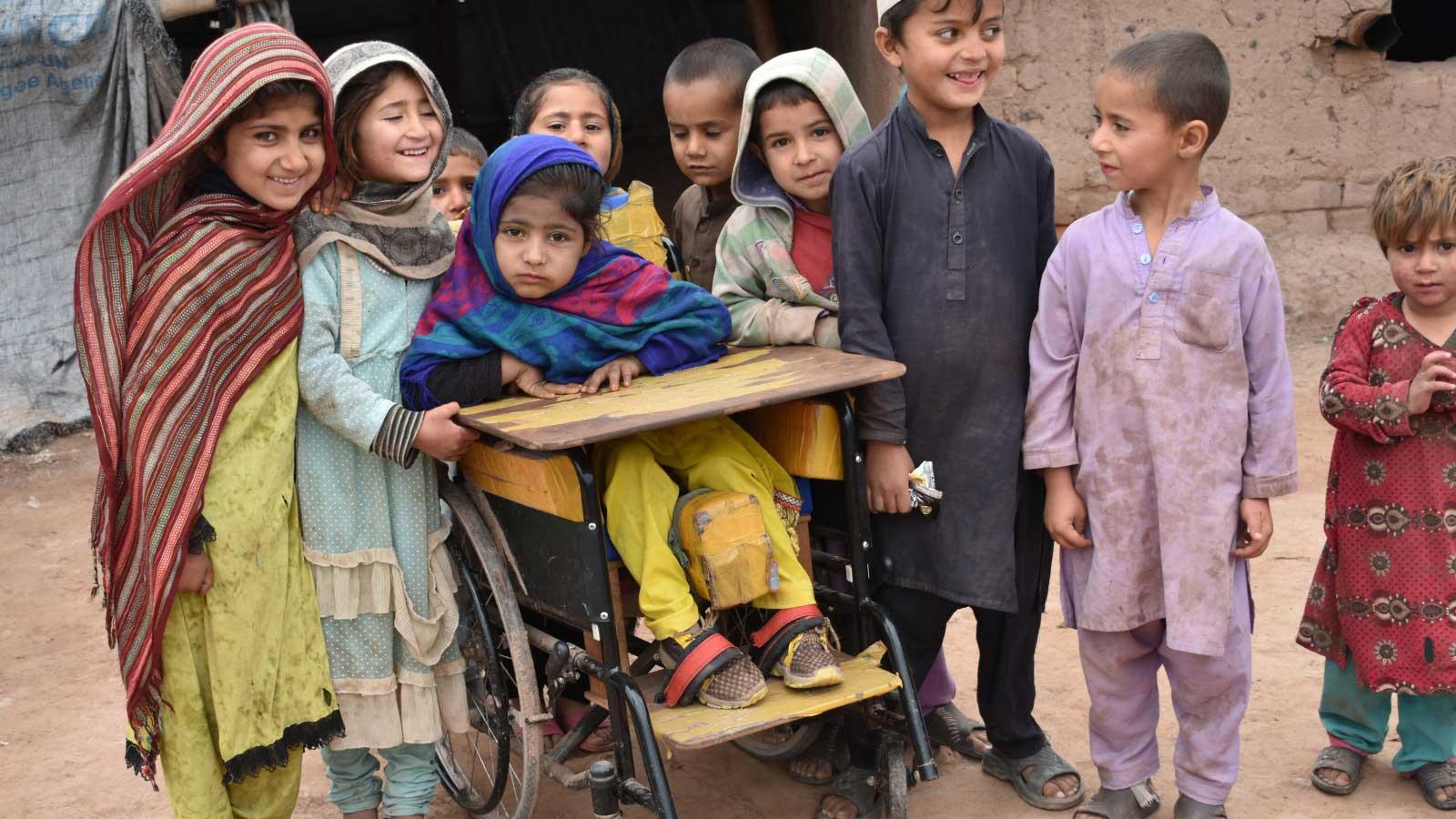COVID-19 in Pakistan | Quarantine isolates children with disabilities