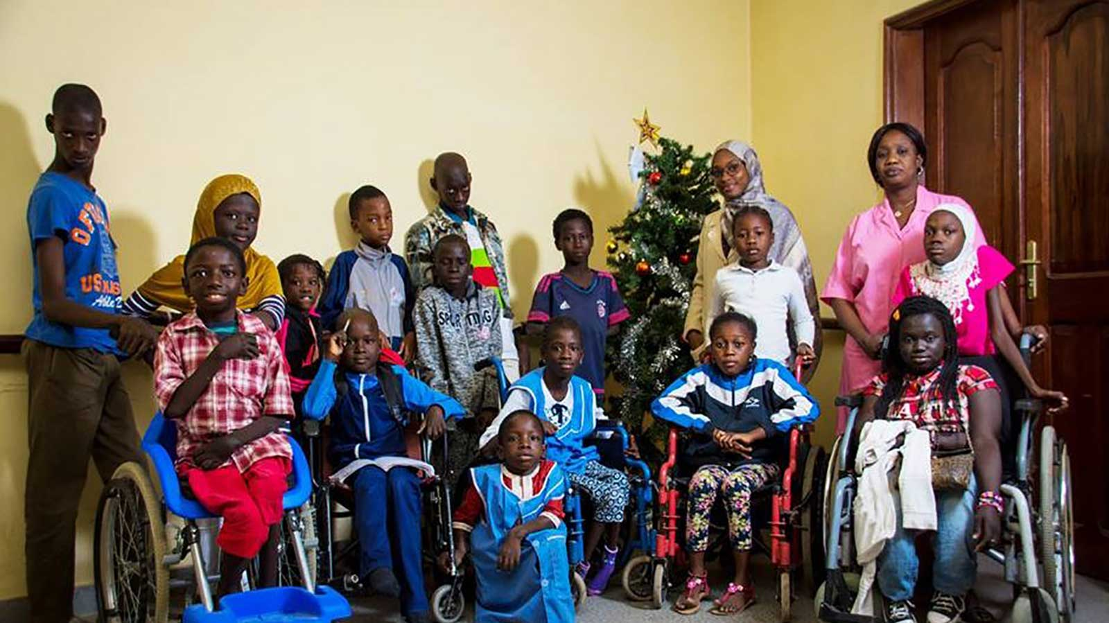 COVID-19 | Leaving no one behind, including children with disabilities