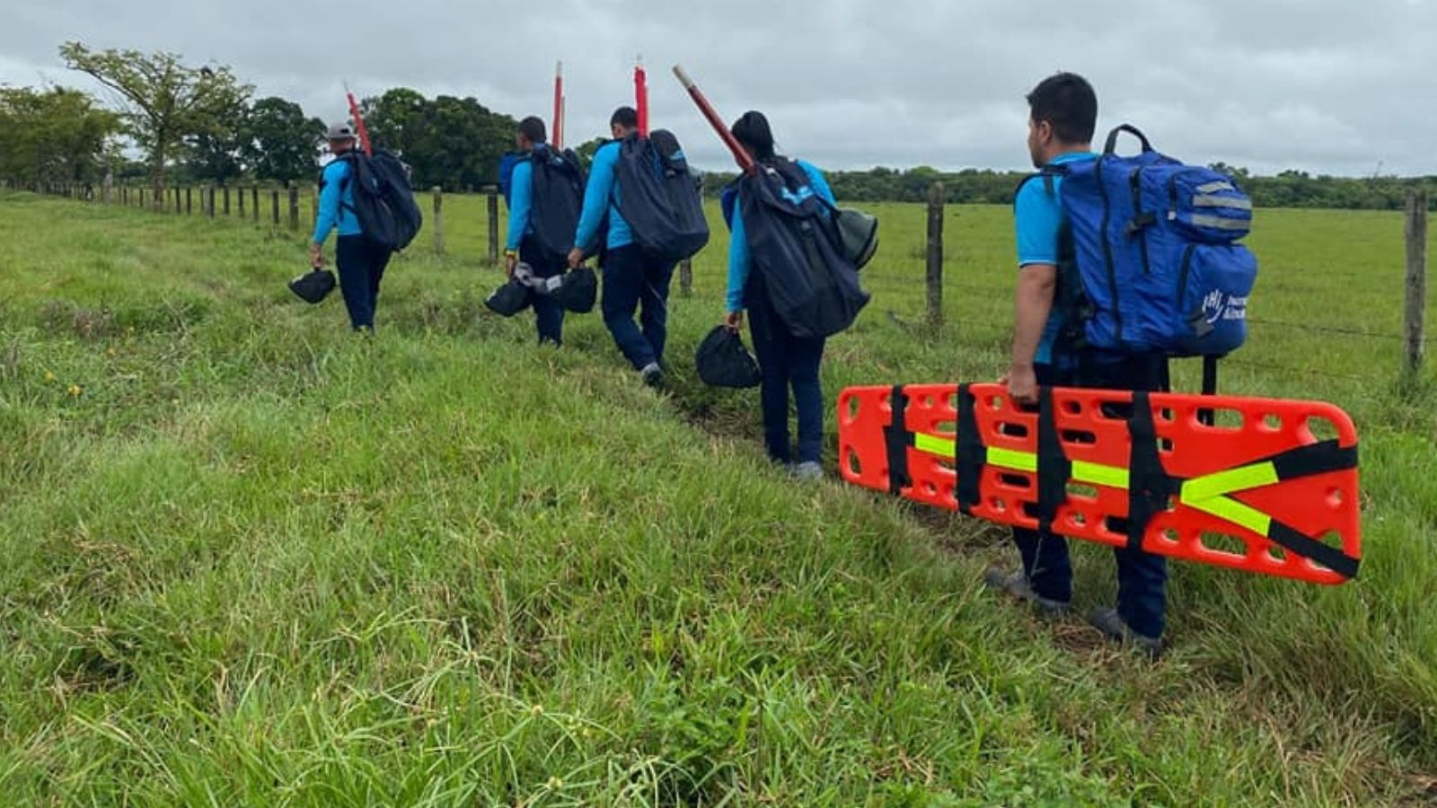 Colombia | Demining team trains in preparation of 2021