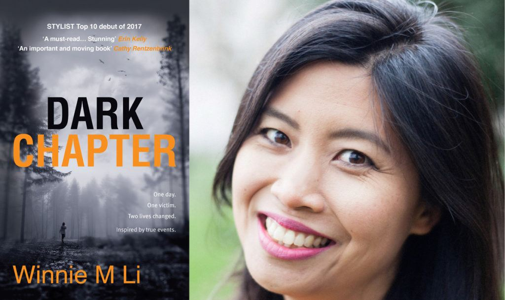 Image result for WORD Book Dark Chapter With author and producer Winnie M Li