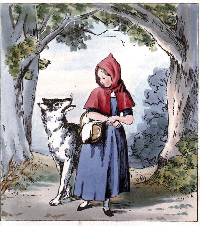 679px-Little_Red_Riding_Hood_Meeting_the_Wolf.jpg
