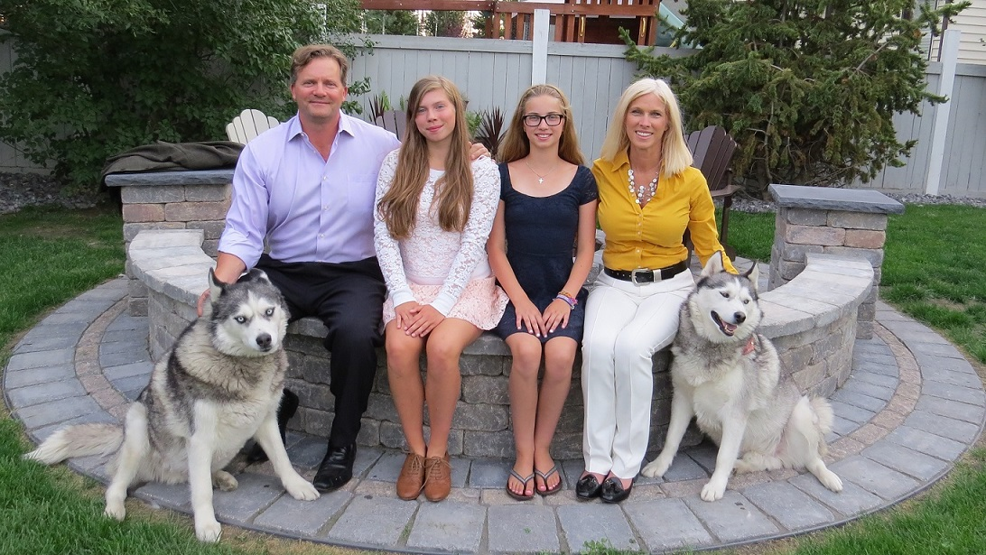 Steve Thompson. Family. United conservative party candidate for  Edmonton McClung MLA. Alberta Legislature.