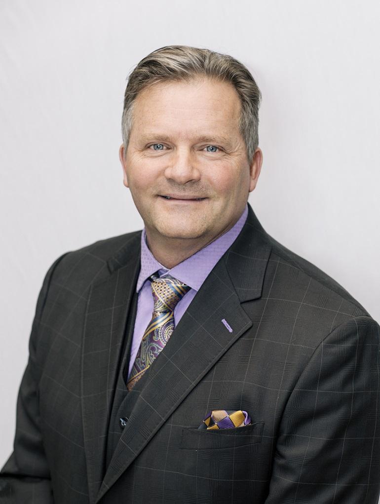 Steve Thompson. United conservative party candidate for Edmonton McClung MLA. Alberta Legislature Assembly.