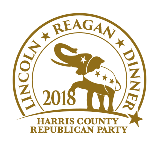 Harris County Republican Party Logo