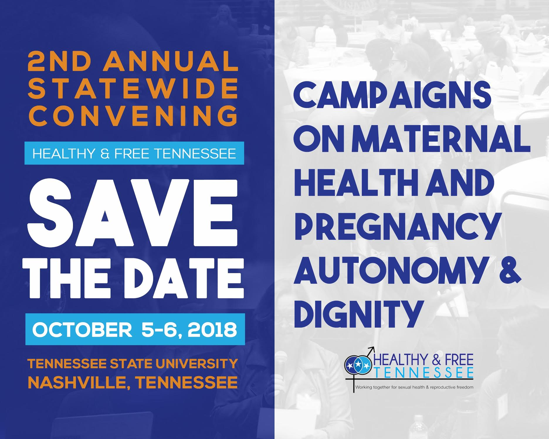 Save the Date for 2nd Convening & Call for Proposals - Healthy and