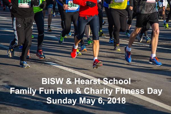 BISW & Hearst Fun Run