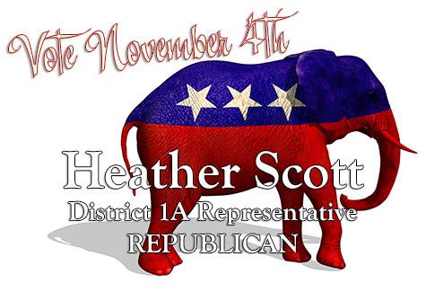 Vote Nov 4