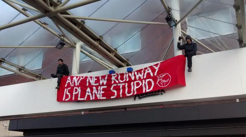 Plane Stupid