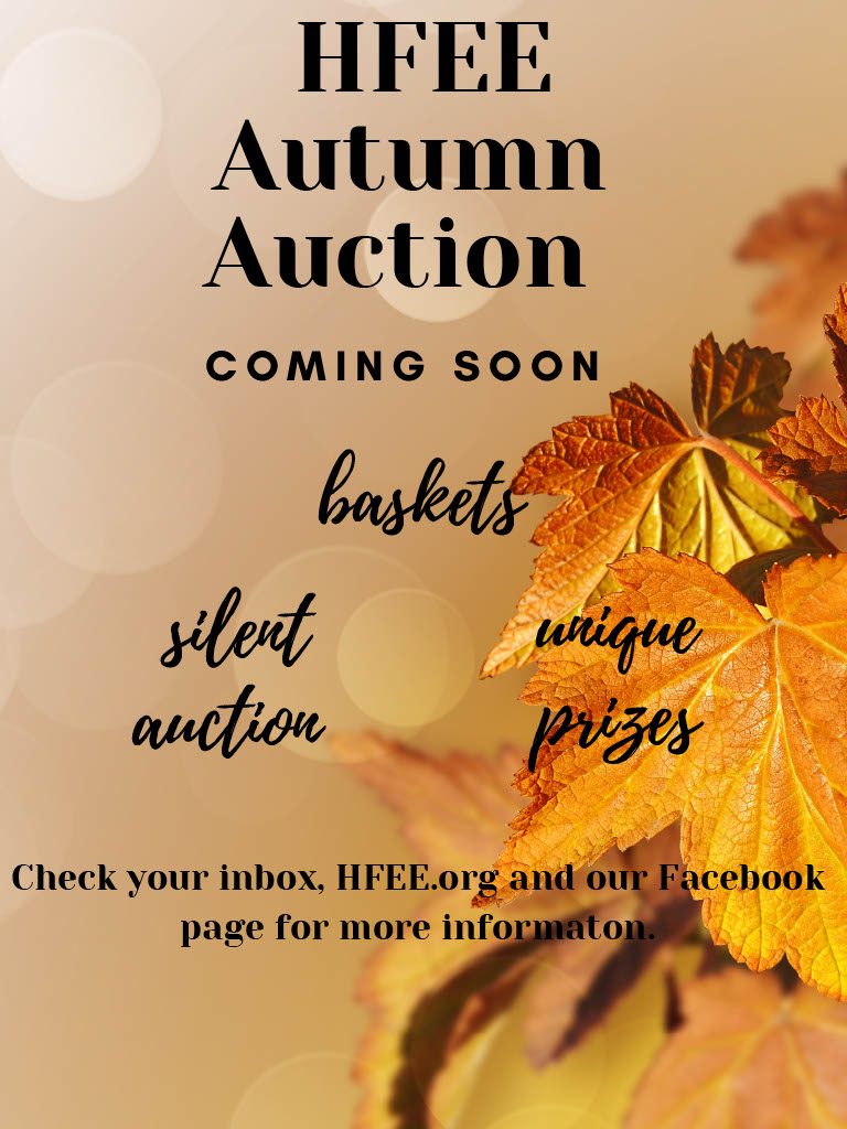 HFEE Autumn Auction