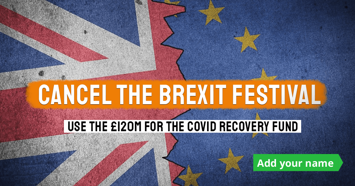 Cancel the Brexit Festival!