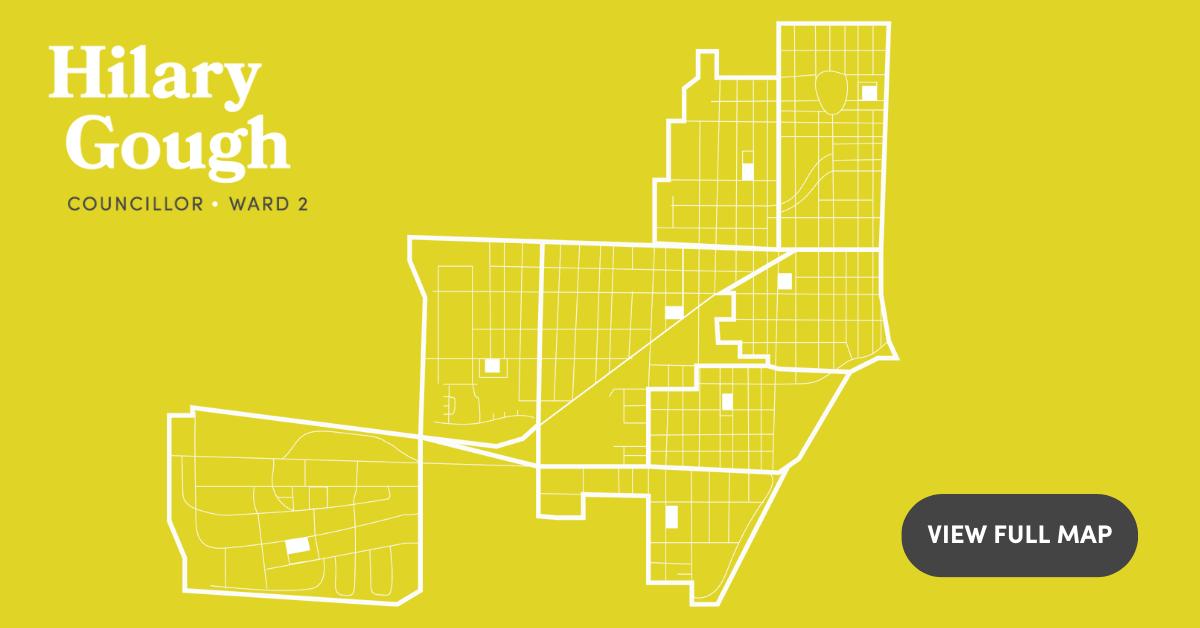 Outline of Ward 2
