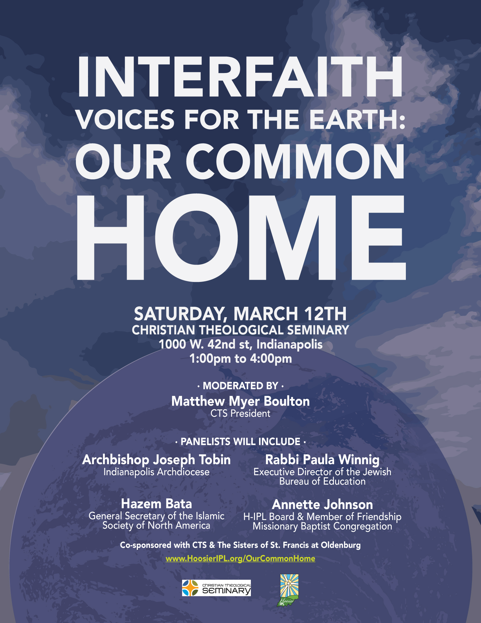 Interfaith Voices Poster