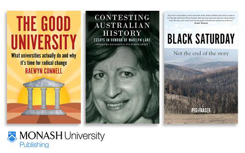 Monash University Publishing - current titles