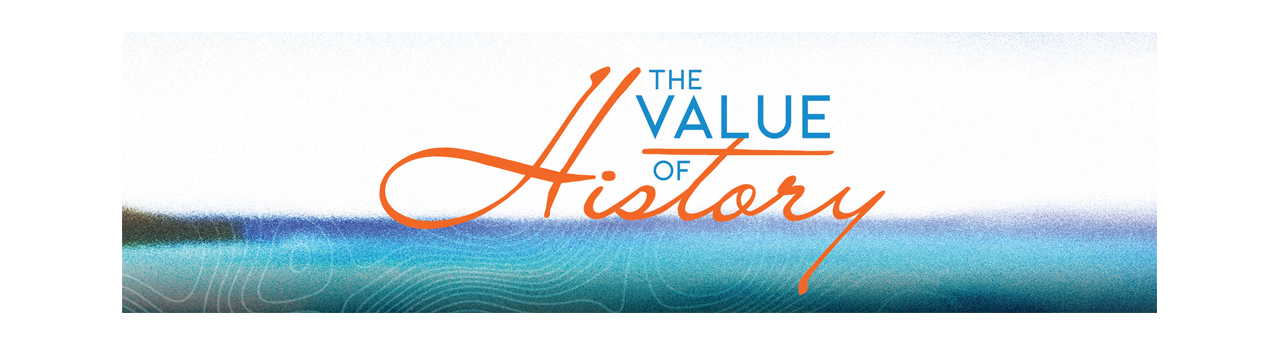 Value of History banner