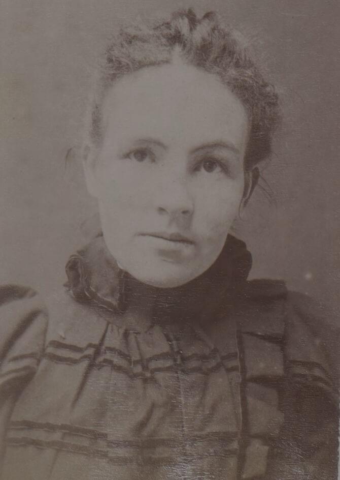 Maggie Heffernan's portrait