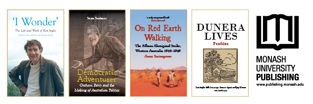 Monash University Publishing - some current titles