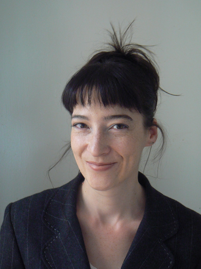 Portrait of Laura Miles
