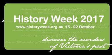 History Week 2017 logo