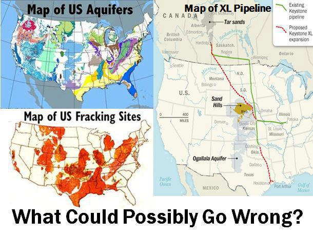 Fracking Fort Berthold Fact Sheet Honor The Earth - Aquifer oil pollution us map