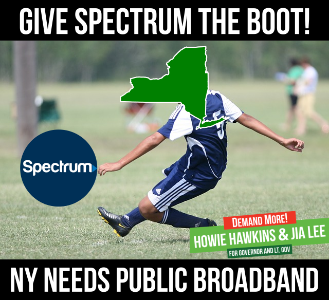 Sign the Petition: Public Broadband for NY - Kick Spectrum