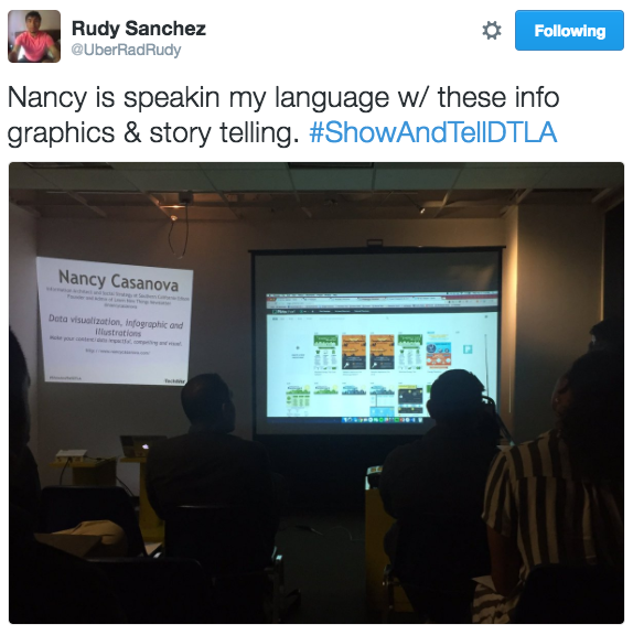_ShowAndTellDTLA_Rudy_Tweet.png