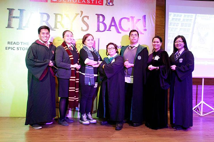 Pinoy Harry Potter