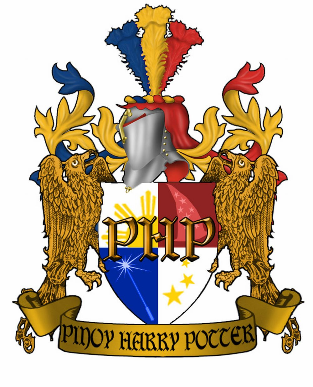 Pinoy Harry Potter Logo