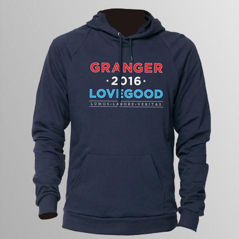 Granger Lovegood 2016 hoodie