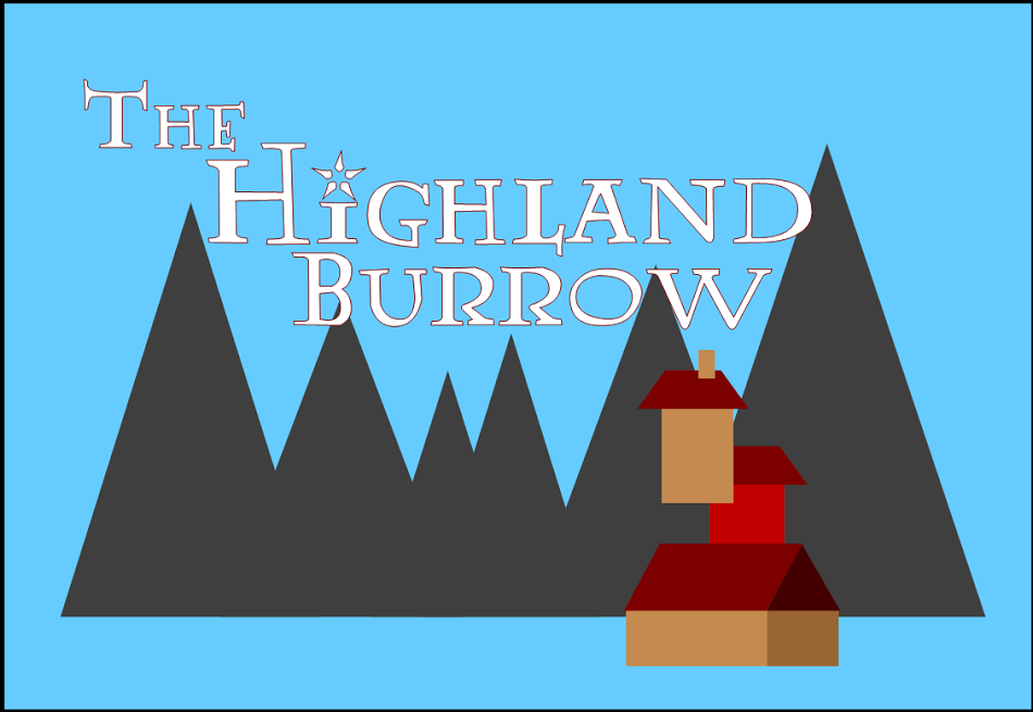 The Highland Burrow Logo