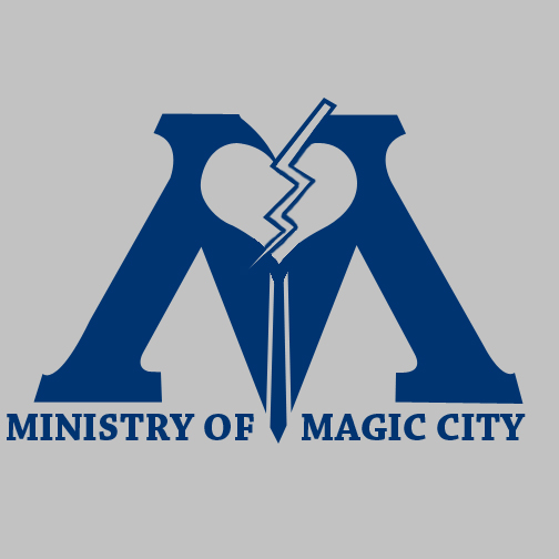 Ministry of Magic City Logo