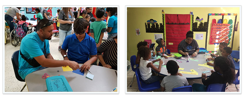 Photos by Boys and Girls Clubs of Puerto Rico
