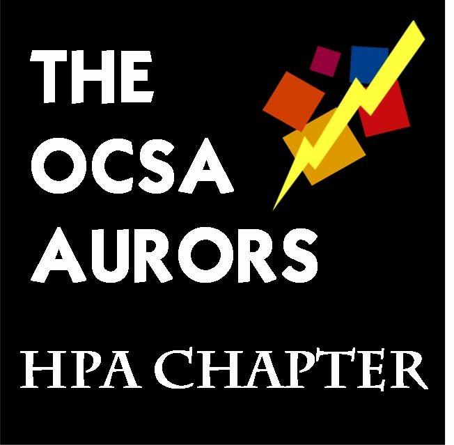 OCSA Aurors Logo