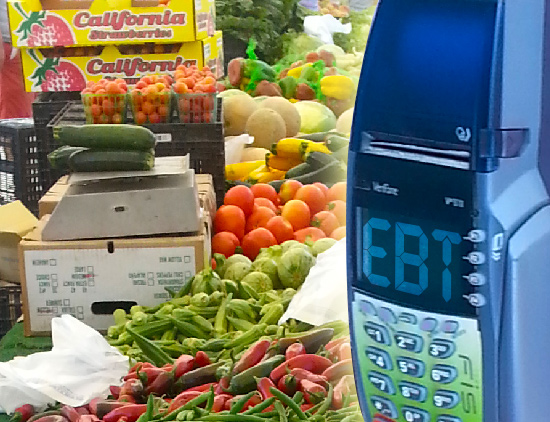 Bring EBT to LA's Farmers Markets!