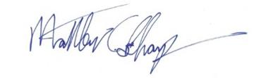 Matt Signed