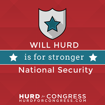 Will Hurd supports small business!