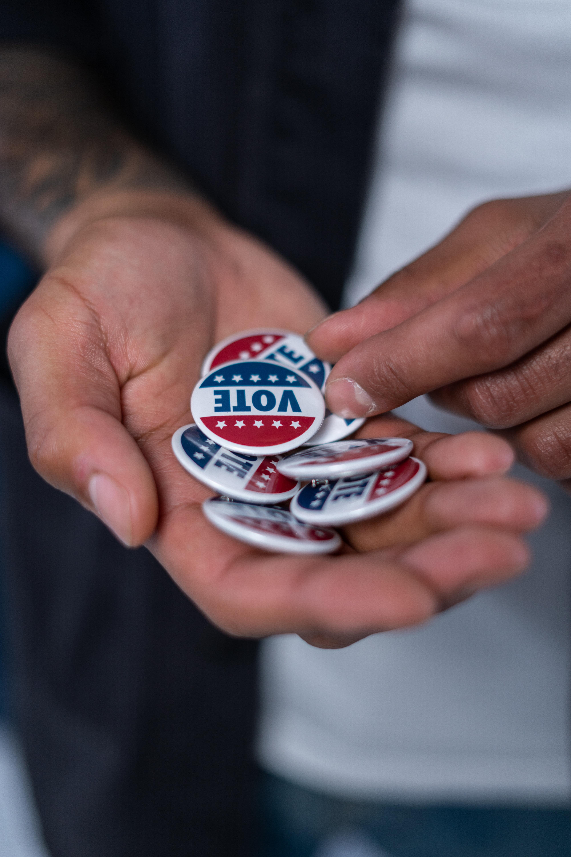 Voting Badges