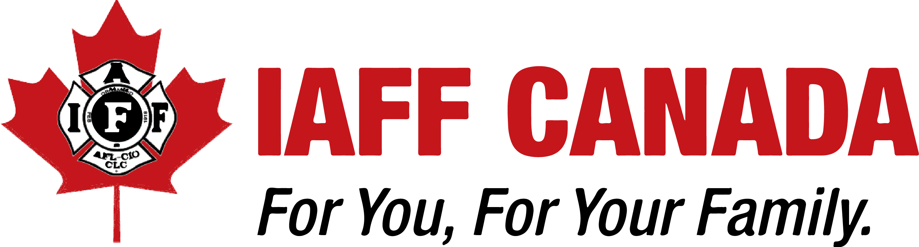 IAFF Canada - For you, for your family