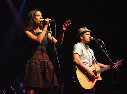 Music Mondays: Johnnyswim </div>