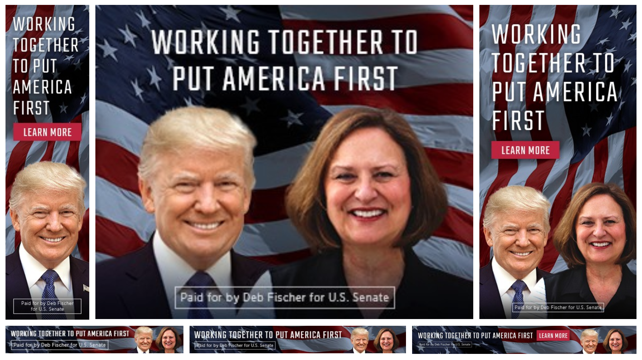 Ads: Putting America First