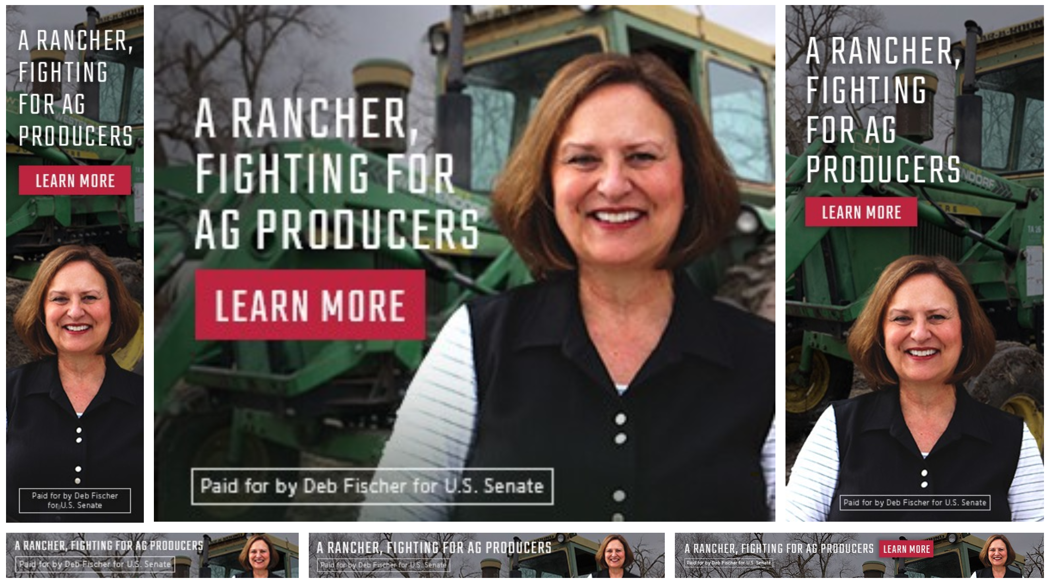 Ads: Rancher, Fighting for Ag Producers