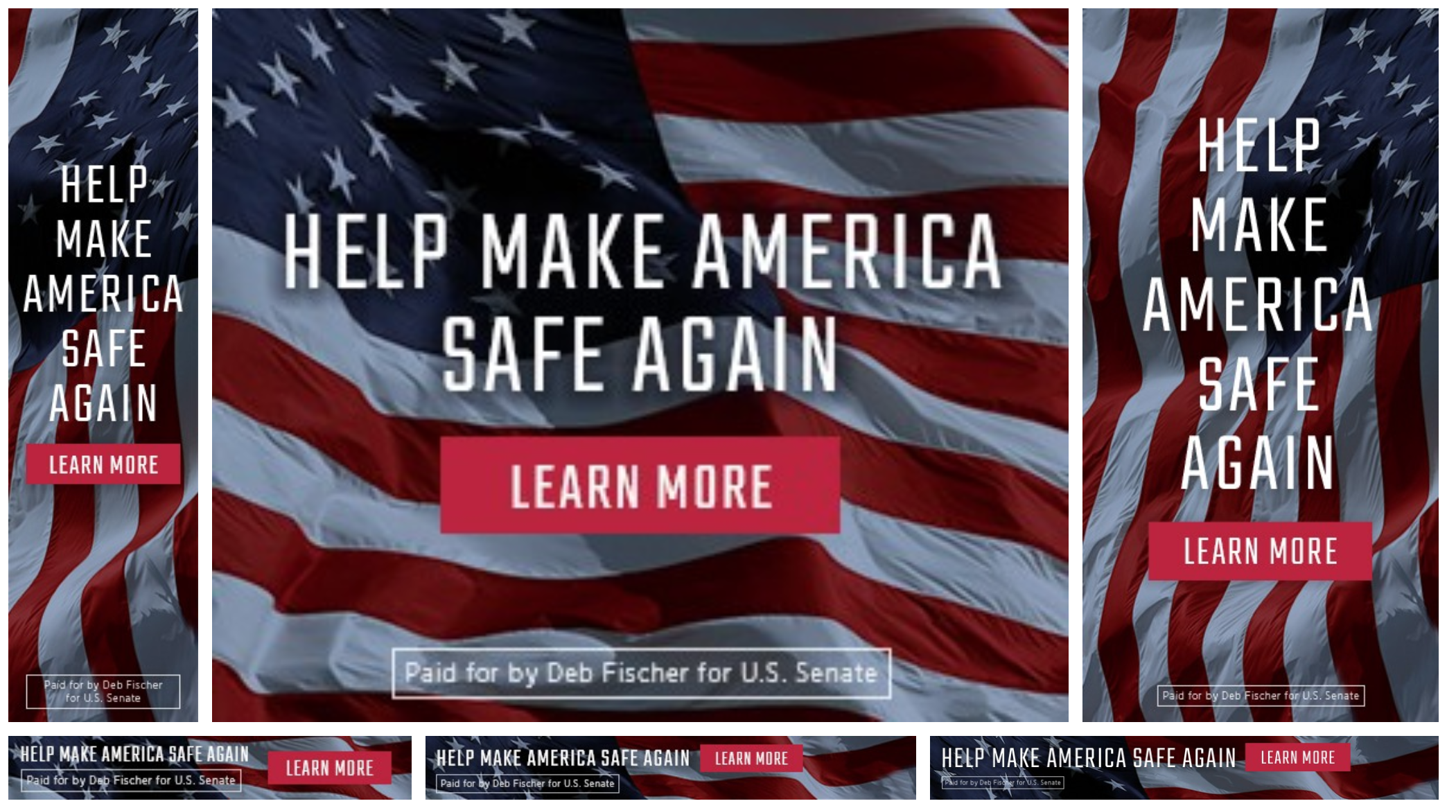 Ads: Making America Safe