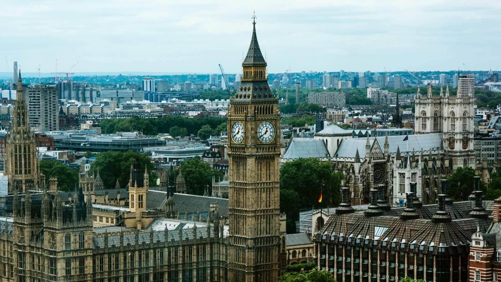 London, United Kingdom (Photo Credit: Jamie Street / Unsplash)