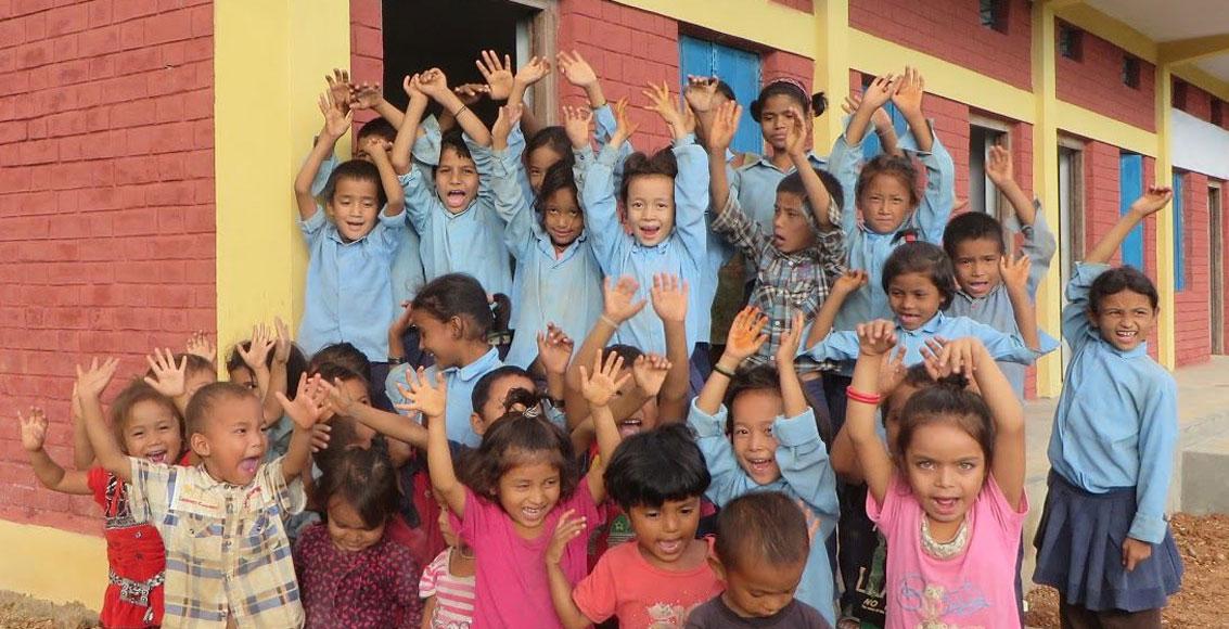 IAPW School in Nepal