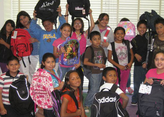 IAPW Backpack Drive